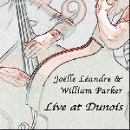 joëlle léandre - william parker - live at dunois