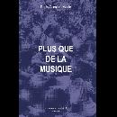 Denis-Constant Martin - Plus que de la musique