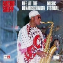 archie shepp - life at the donaueschingen music festival (180 gr.)