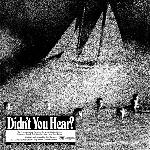Mort Garson - Didn't You Hear (o.s.t) (silver vinyl)