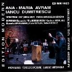iancu dumitrescu - ana-maria avram - spectrum XXI (2006-2007) sélections