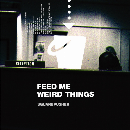 """Squarepusher - Feed Me With Weird Things (2LP+10"""" clear vinyl)"""