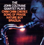 john coltrane quartet - quartet plays