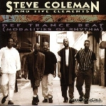 steve coleman and five elements - def trance beat (modalities of rhythm)