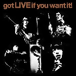 the rolling stones - got live if you want it ! (rsd 2014)