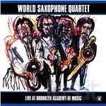world saxophone quartet - live at brooklyn academy of music