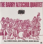 the barry altschul quartet - irina