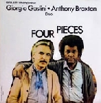 giorgio gaslini - anthony braxton - four pieces
