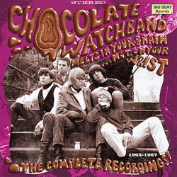 chocolate watchband - meltsin your brain..not o