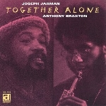 joseph jarman / anthony braxton - together alone