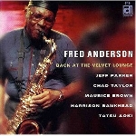 fred anderson - back at the velvet lounge
