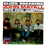 john mayall and the bluesbreakers - with eric clapton