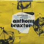 anthony braxton - saxophone improvisations series f