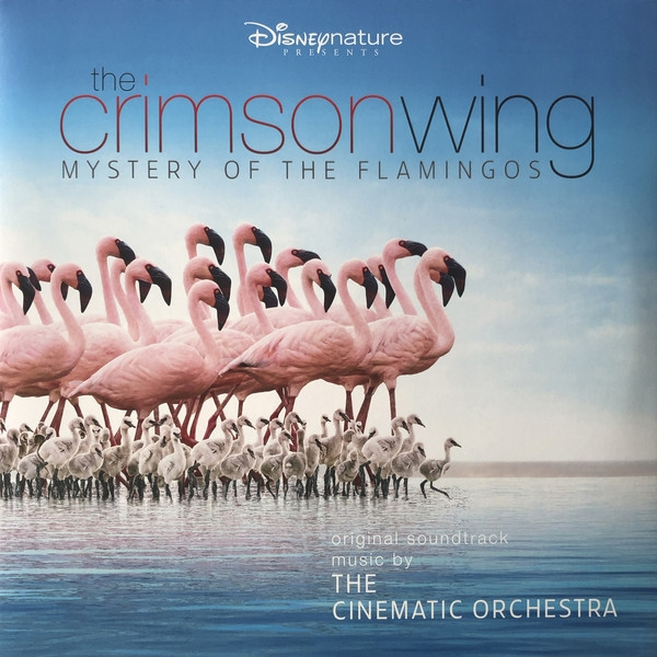 The Cinematic Orchestra - The Crimson Wing (o.s.t) (RSD 2020)