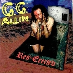 gg allin - res-erected