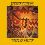 kronos quartet - pieces of africa