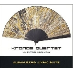 kronos quartet dawn upshaw - alban berg : lyric suite