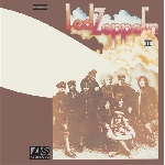 led zeppelin - II (deluxe 2lp set)
