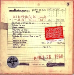 stephen stills - just roll tape, april 26 1968