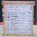 alexander  - i want a rock & roll band (rsd 2019)