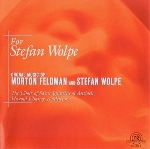 morton feldman - for stefan wolpe