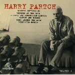 harry partch - volume one