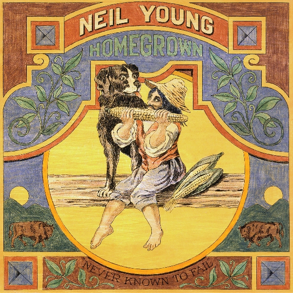 Neil Young - Homegrown (includes art cover print) (rsd 2020)