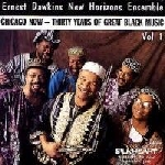 ernest dawkins new horizons ensemble - chicago now - thirty years of great black music vol 1