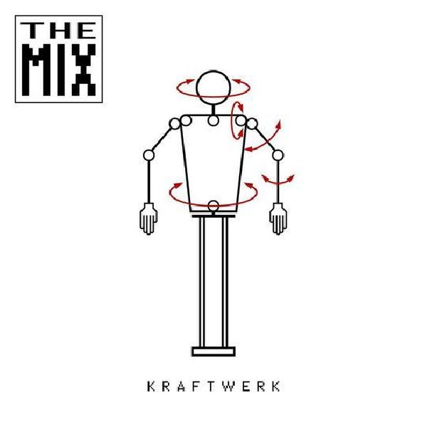 Kraftwerk - The Mix (2020 Colour Repress)