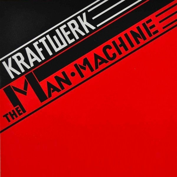 Kraftwerk - The Man-Machine (2020 Colour Repress)