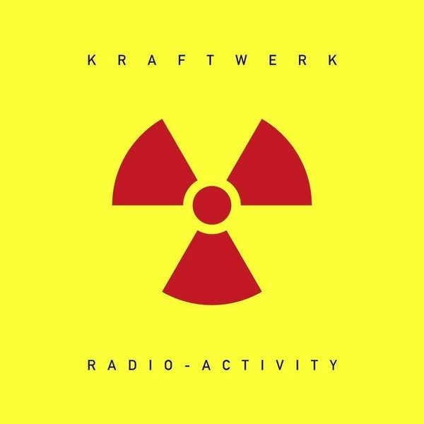 Kraftwerk - Radio-Activity (2020 Colour Repress)