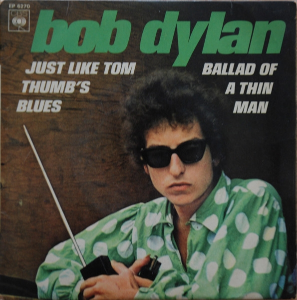bob dylan - ballad of a thin man (rsd 2020)