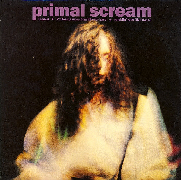 Primal Scream - Loaded E.P. (RSD 2020)