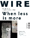 the wire (+ tapper cd47) - #414 - august 2018