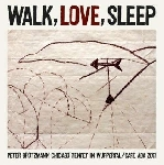 peter brötzmann chicago tentet - walk, love, sleep