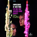 the rolf and joachim kuhn quartet - impressions of new york