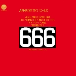 aphrodite's child - 666 (red vinyl)