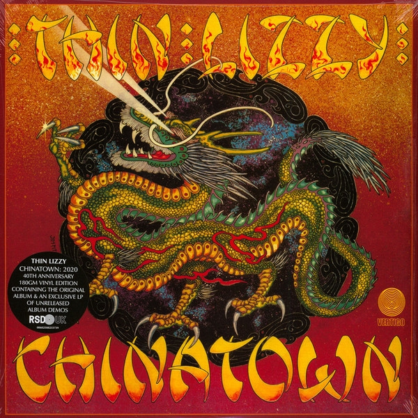 Thin Lizzy - Chinatown (RSD 2020)
