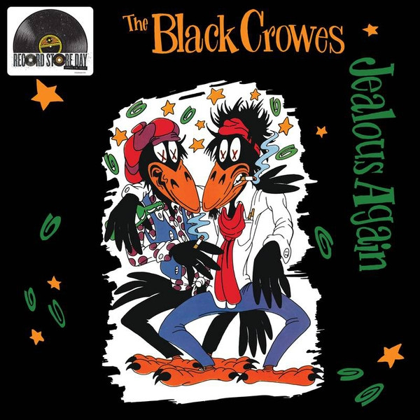 The Black Crowes - Jealous Again (RSD 2020)