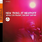 john coltrane - archie shepp - new thing at newport