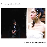 pj harvey & john parish - a woman a man walked by (180 gr.)