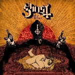 ghost b.c. - infestissumam (red vinyl)