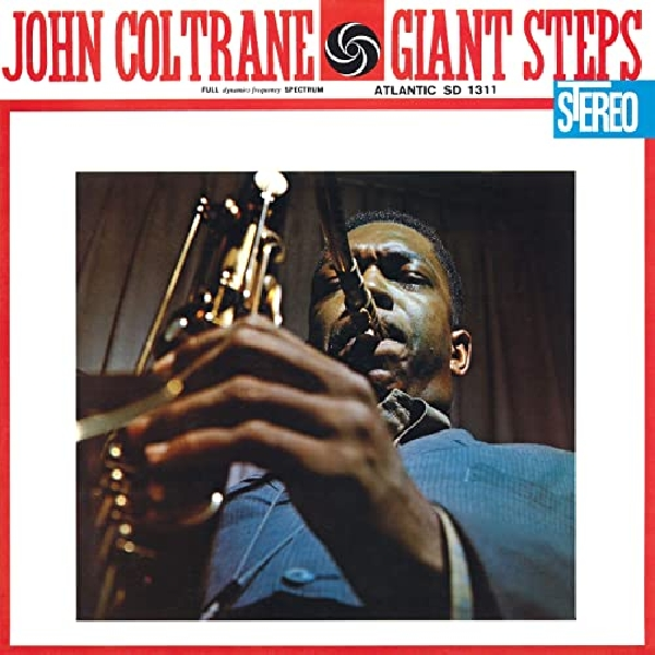 John Coltrane - Giant Steps (60th Anniversary Edition 2LP)