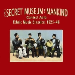 v/a - the secret museum of mankind: central asia