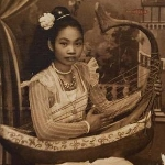 v/a - crying princess: 78rpm records from burma