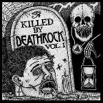 killed by deathrock - volume one