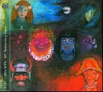 king crimson - in the wake of poseidon (40th anniversary series)