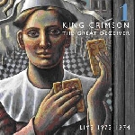 king crimson - the great deceiver : part one