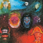 king crimson - in the wake of poseidon (200 gr.)