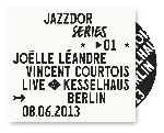 joëlle léandre - vincent courtois - live at kesselhaus, berlin